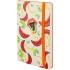 Записная книга Partner BBH Soft Fruits 125*195 мм AXENT 8212-03-a 0