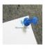 Доска магнитно-текстильная, 60 х 90 см, алюминиевая рамка, Buromax BM.0020 0