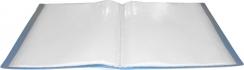 Дисплей-книга на 100 файлов, AXENT 1100-02-А синий 0