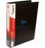 Дисплей-книга на 80 файлов, AXENT 1080-01-А черный 0