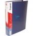 Дисплей-книга на 80 файлов, AXENT 1080-02-А синий 0