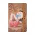 Записная книга A5 на 80 л. белый блок в клетку Gapchinska GP Axent 8401-18-А 1