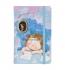 Записная книга A5 на 80 л. белый блок в клетку Gapchinska GP Axent 8401-19-А 1