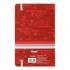 Записная книга Catsline A5 на 80 л. белый блок в клетку Axent 8401-17-А 1