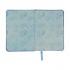 Записная книга A6, 96 листов, кремовый внутренний блок в клетку Gapchinska GP-04 Axent 8407-04-A 0