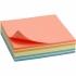Блок цветной бумаги для записей Elite Color 9 х 9 х 2 см, не склеенный Axent 8024-А 1