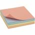 Блок цветной бумаги для записей Elite Color 9 х 9 х 2 см, склеенный Axent 8025-А 1