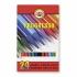 Карандаши цветные Progresso бездревесные 24 цвета в  упаковке, Koh-i-noor 875802 3