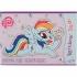 Альбом для рисования 12 листов А4 на скобе Kite My Little Pony LP17-241 код 34699 2