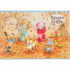 Альбом для рисования 12 листов А4 на скобе Kite Popcorn Bear PO17-241 код 34698 1