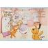Альбом для рисования 12 листов А4 на скобе Kite Popcorn Bear PO17-241 код 34698 2