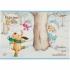 Альбом для рисования 12 листов А4 на скобе Kite Popcorn Bear PO17-241 код 34698 3