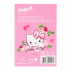 Блокнот на 48 листов, формат 70 х 105 мм клеевой Hello Kitty Kite HK17-224 1