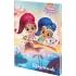 Дневник школьный в твердой обложке KITE Shimmer&Shine SH18-262-1 0