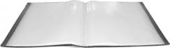 Дисплей-книга на 100 файлов, AXENT 1100-01-А черный 0