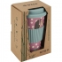 Стакан из бамбука в коробке, 440 мл,  BeSound2  KITE  k19-508 0