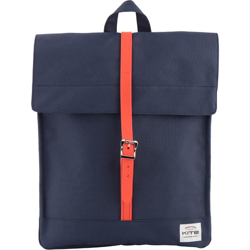 d43652fe8ef2 ✓ Рюкзак школьный Kite Urban K18-908M код 37822 — купить по цене ...