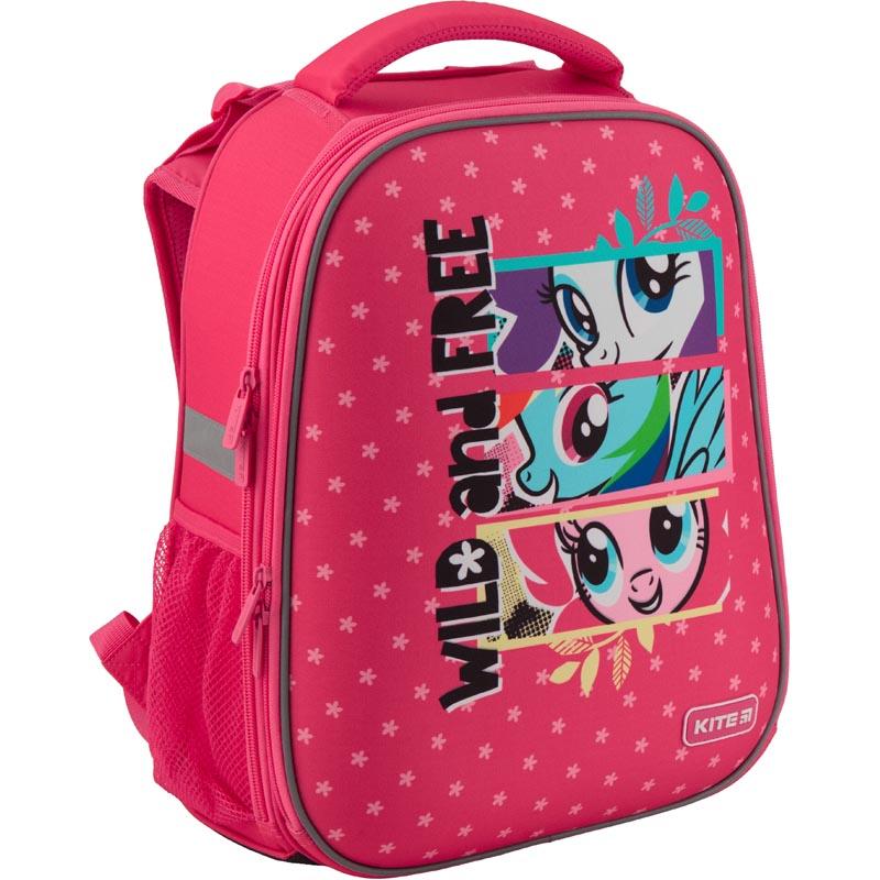3edf2dc8e2d1 ✓ Рюкзак школьный каркасный Kite Education My Little Pony LP19-531M ...