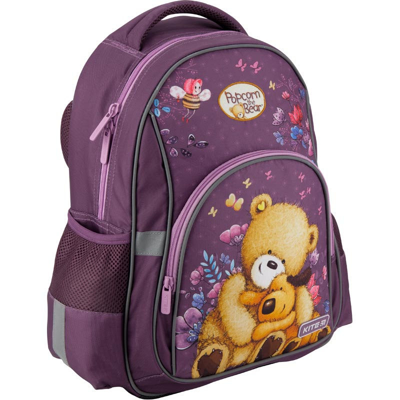 1f90d5da67f4 ✓ Рюкзак школьный Kite Education Popcorn the Bear PO19-518S ...
