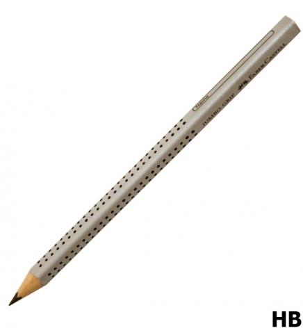 Карандаш графитный твердомягкий HB трехгранный корпус JUMBО GRIP 2001 Faber-Castell 111900