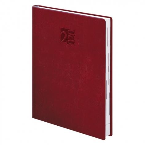 Ежедневник датированный BRUNNEN 2020 Стандарт Patrician бордовый 73-795 39 29