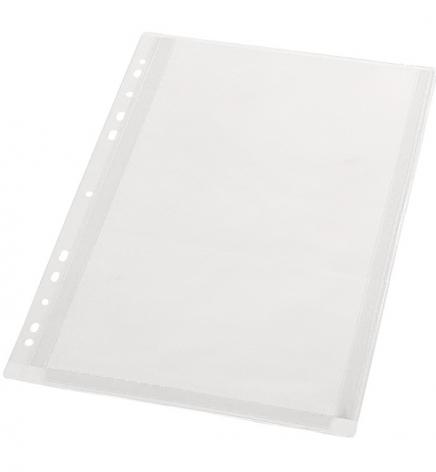 Файл А4 для каталогов, 140 мкм, с расширением 2 см, глянец PantaPlast 0312-0002-00