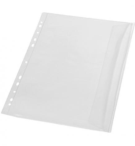 Файл-конверт А4, 90 мкм, глянец PantaPlast 0312-0003-00