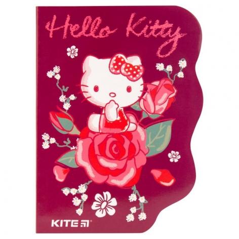 Блокнот А6 формата на 60 листов Hello Kitty Kite  hk19-223