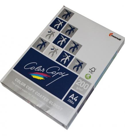 Бумага Mondi Color Copy Glossy A4 200 г/м2 151154