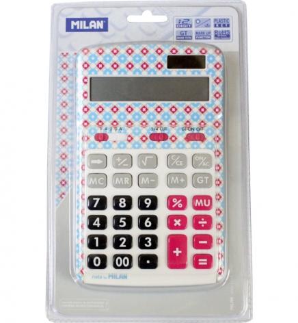Калькулятор 12р. MILAN ml.150712ACBL