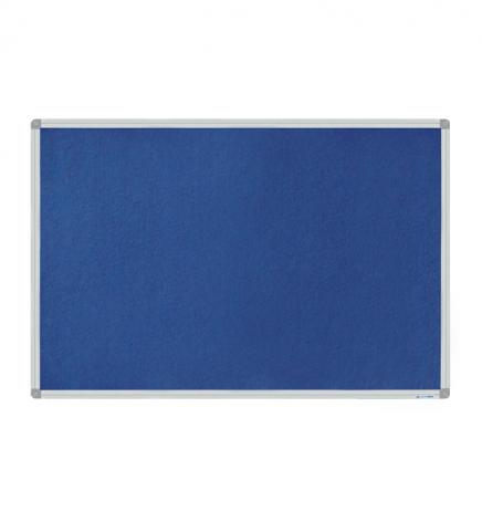 Доска текстильная, 60 х 90 см, алюминиевая рамка, Buromax BM.0019