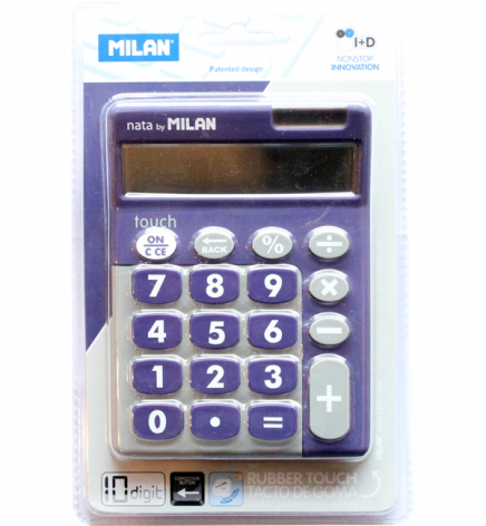 Калькулятор 10р. TOUCH DUO MILAN ml.150610TDPRBL