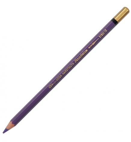 Карандаш акварельный MONDELUZ цвет lavender violet Koh-i-noor 3720013002KS