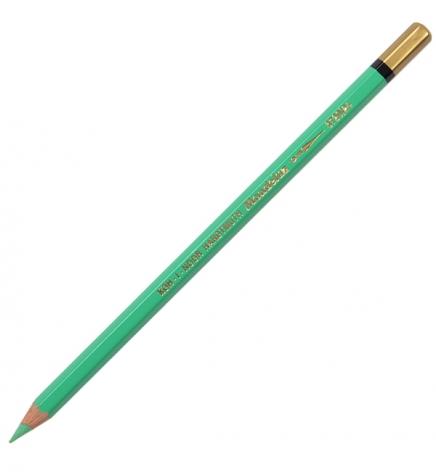 Карандаш акварельный MONDELUZ цвет pea green Koh-i-noor 3720024002KS
