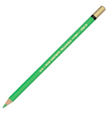 Карандаш акварельный MONDELUZ цвет spring green Koh-i-noor 3720023002KS