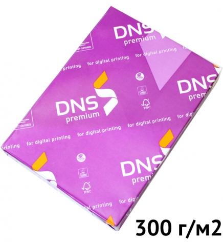 Бумага DNS Premium А4 300 г/м2 155300