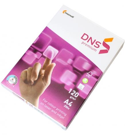 Бумага DNS Premium А4 120 г/м2 155120