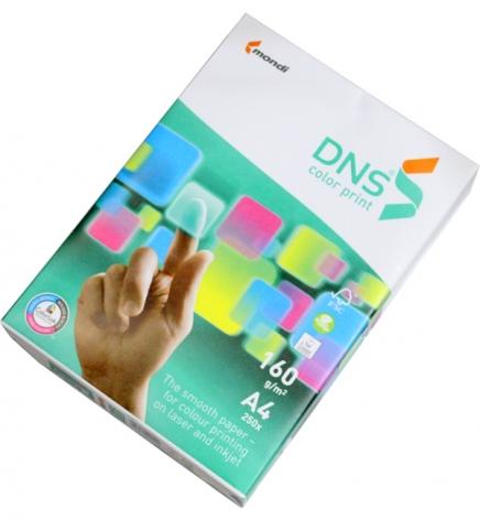 Бумага DNS Color Print А4 160 г/м2 144160