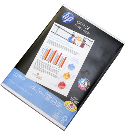 Бумага  НР Office  А4 80г/м2, 500л
