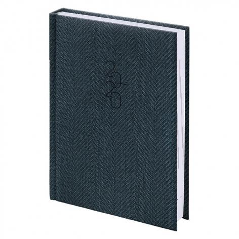 Ежедневник карманный датированный BRUNNEN 2020 Tweed серый 73-736 31 80
