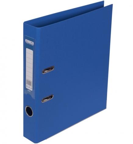Папка-регистратор А4 5 см, двухсторонний, PVC, Buromax BM.3002-02 синий
