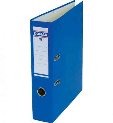 Папка-регистратор Master А4 7 см, односторонний, Donau 3970001M-10 светло-синий