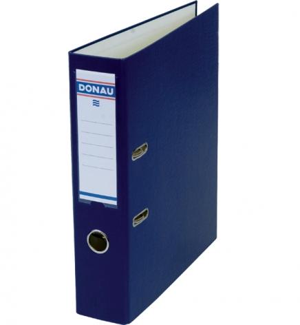 Папка-регистратор Master А4 7 см, односторонний, Donau 3970001M-18 темно-синий