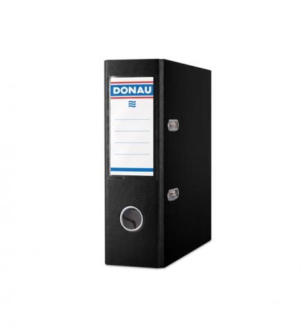 Папка-регистратор Master А5 7 см, односторонний, Donau 3905001PL-01 черный