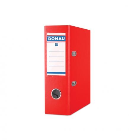 Папка-регистратор Master А5 7 см, односторонний, Donau 3905001PL-04 красный