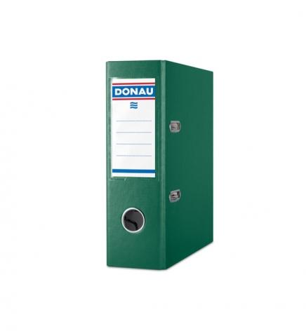 Папка-регистратор Master А5 7 см, односторонний, Donau 3905001PL-06 зеленый