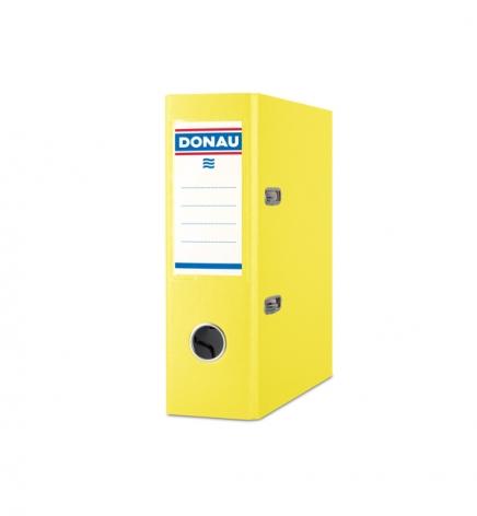 Папка-регистратор Master А5 7 см, односторонний, Donau 3905001PL-11 желтый