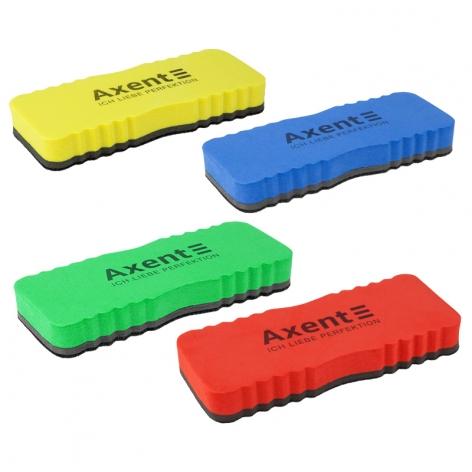 Губка для сухостираемых досок AXENT 9803-А ассорти