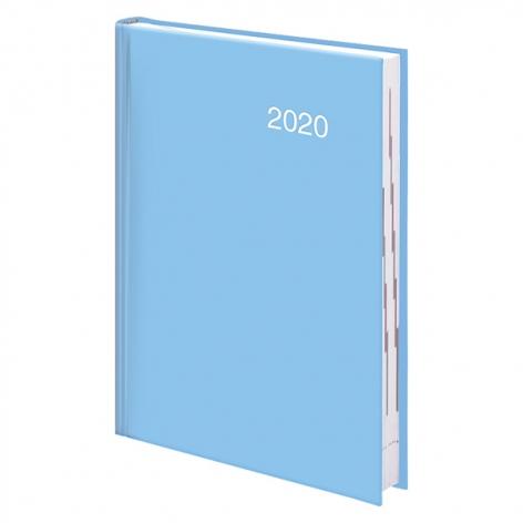 Ежедневник датированный BRUNNEN 2020 Стандарт Miradur Trend голубой, артикул 73-795 64 33 код 42972