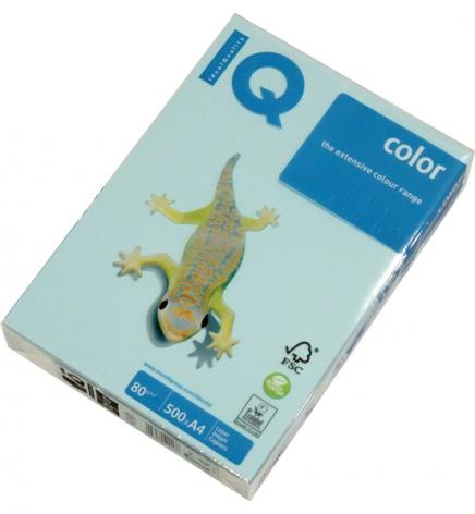 Бумага Color IQ Pastel A4 80 г/м2, 500 л Medium Blue (голубой) MB30